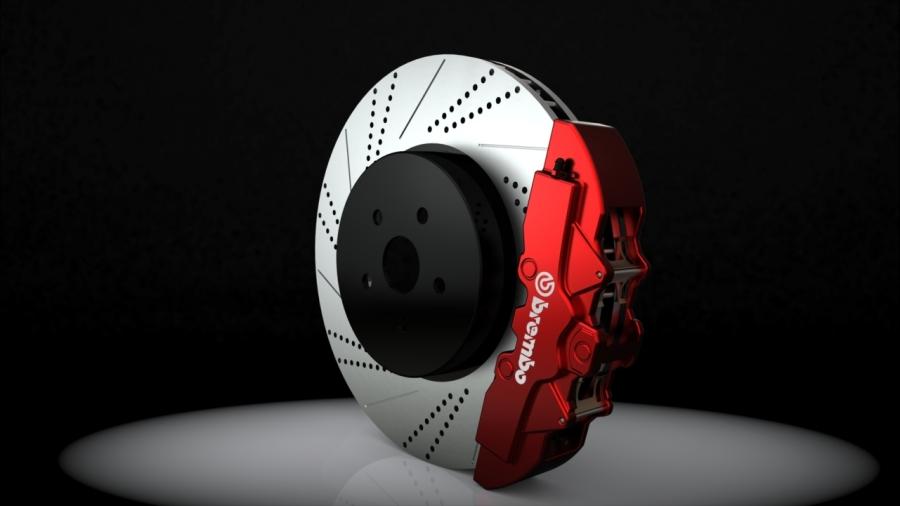 Brembo Brake Disc